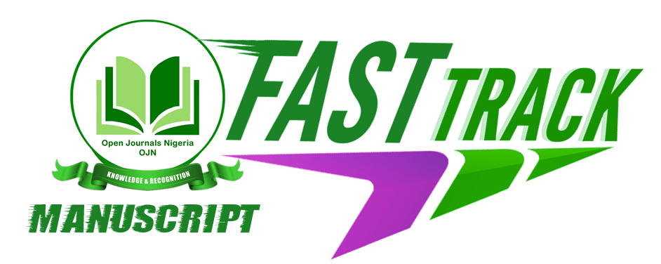 OJN Manuscript Fasttrack Service