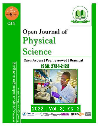 OJPS - Open Journal of Physical Science