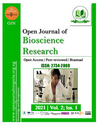 Open Journal of Bioscience Research (OJBR)
