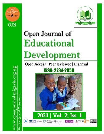 Open Journal of Educational Development (OJED)
