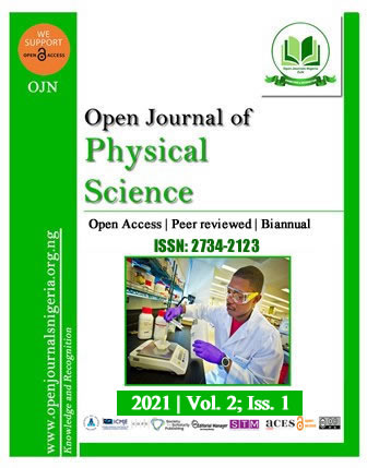 Open Journal of Physical Science (OJPS)