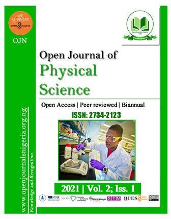 Open Journal of Physical Science (OJPS)