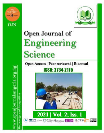 Open Journal of Engineering Science (OJES)