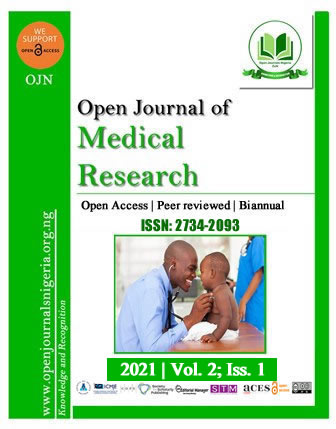 Open Journal of Medical Research (OJMR)