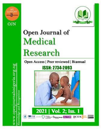Open Journal of Medical Research (OJMR)